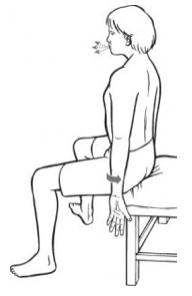 Sitting Diagram